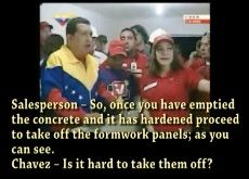 Formas Video - Presidente Chavez de Venezuela